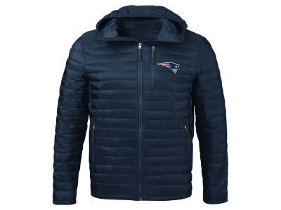 New England Patriots G-III Sports NFL Men's Equator Quilted Jacket