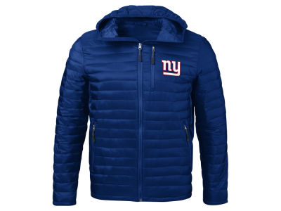 New York Giants G-III Sports NFL Men's Equator Quilted Jacket
