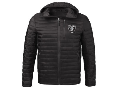 Oakland Raiders G-III Sports NFL Men's Equator Quilted Jacket