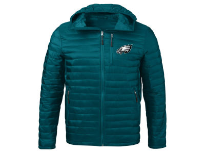Philadelphia Eagles G-III Sports NFL Men's Equator Quilted Jacket