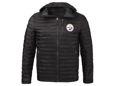 Pittsburgh Steelers G-III Sports NFL Men's Equator Quilted Jacket