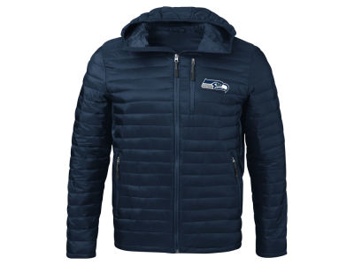 Seattle Seahawks G-III Sports NFL Men's Equator Quilted Jacket