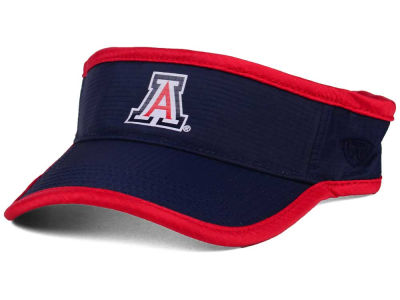 Arizona Wildcats Top of the World NCAA Baked Visor