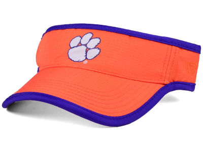 Clemson Tigers Top of the World NCAA Baked Visor
