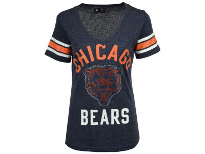 Chicago Bears G-III Sports NFL Women's Big Game Rhinestone T-Shirt