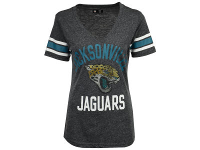 Jacksonville Jaguars G-III Sports NFL Women's Big Game Rhinestone T-Shirt