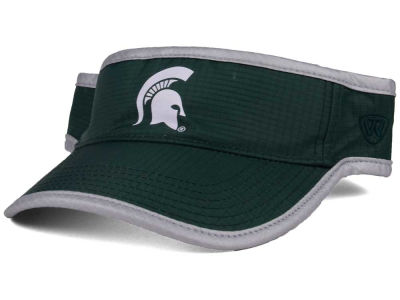 Michigan State Spartans Top of the World NCAA Baked Visor