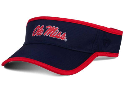 Ole Miss Rebels Top of the World NCAA Baked Visor