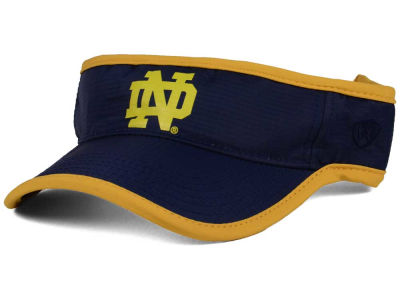 Notre Dame Fighting Irish Top of the World NCAA Baked Visor