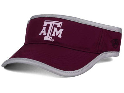 Texas A&M Aggies Top of the World NCAA Baked Visor