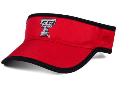 Texas Tech Red Raiders Top of the World NCAA Baked Visor