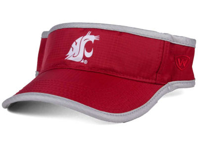 Washington State Cougars Top of the World NCAA Baked Visor
