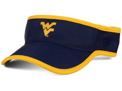 West Virginia Mountaineers Top of the World NCAA Baked Visor