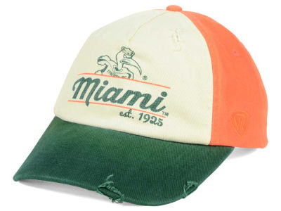 Miami Hurricanes Top of the World NCAA Sundown Cap