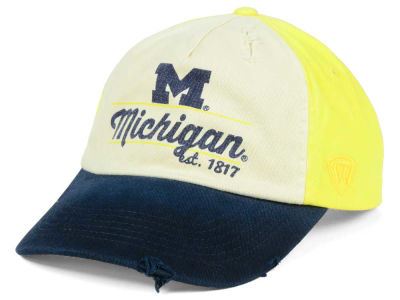 Michigan Wolverines Top of the World NCAA Sundown Cap