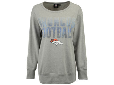 Denver Broncos G-III Sports NFL Women's Showtime Crew Sweatshirt