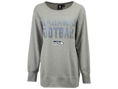 Seattle Seahawks G-III Sports NFL Women's Showtime Crew Sweatshirt