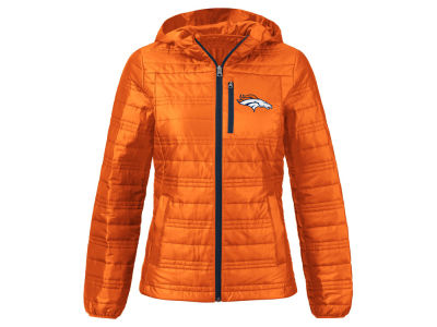 Denver Broncos G-III Sports NFL Women's Formation Packable Jacket