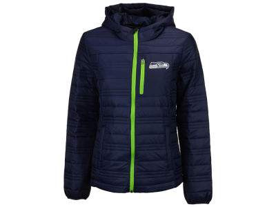 Seattle Seahawks G-III Sports NFL Women's Formation Packable Jacket