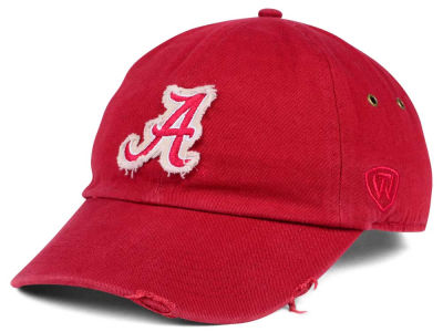 Alabama Crimson Tide Top of the World NCAA Rugged Relaxed Cap