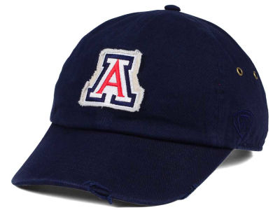 Arizona Wildcats Top of the World NCAA Rugged Relaxed Cap