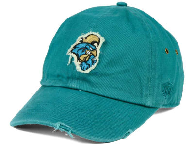 Coastal Carolina Chanticleers Top of the World NCAA Rugged Relaxed Cap