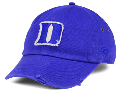 Duke Blue Devils Top of the World NCAA Rugged Relaxed Cap