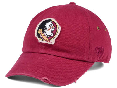Florida State Seminoles Top of the World NCAA Rugged Relaxed Cap