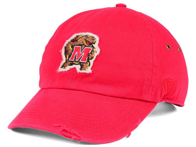 Maryland Terrapins Top of the World NCAA Rugged Relaxed Cap