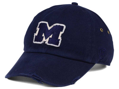 Michigan Wolverines Top of the World NCAA Rugged Relaxed Cap