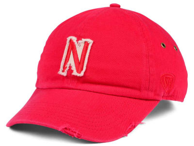 Nebraska Cornhuskers Top of the World NCAA Rugged Relaxed Cap