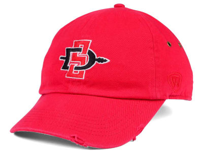 San Diego State Aztecs Top of the World NCAA Rugged Relaxed Cap