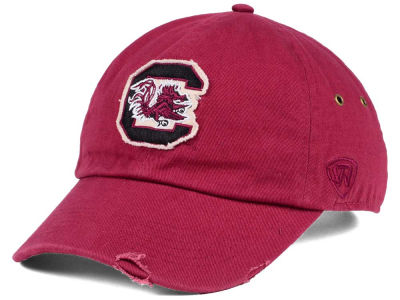 South Carolina Gamecocks Top of the World NCAA Rugged Relaxed Cap