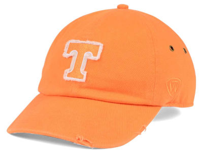 Tennessee Volunteers Top of the World NCAA Rugged Relaxed Cap
