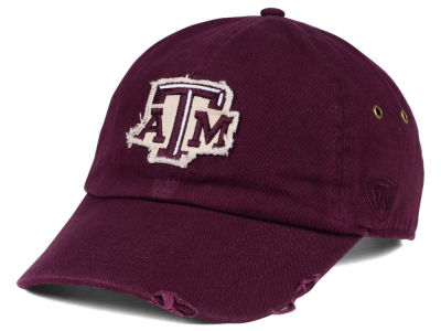 Texas A&M Aggies Top of the World NCAA Rugged Relaxed Cap