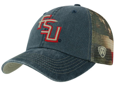 Florida State Seminoles Top of the World NCAA Flagtacular Cap