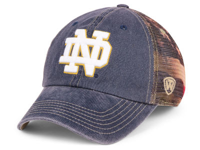 Notre Dame Fighting Irish Top of the World NCAA Flagtacular Cap