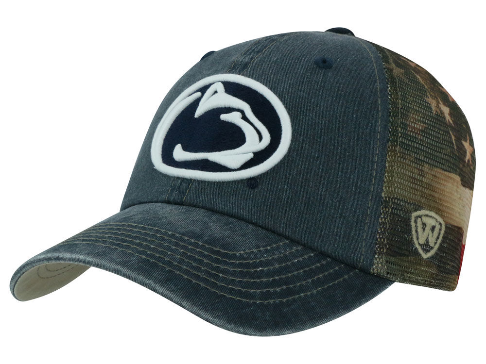 af97a551874ec ... free shipping penn state nittany lions top of the world ncaa  flagtacular cap lids 1281b b5d31