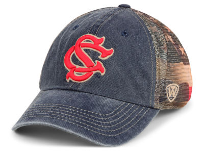 South Carolina Gamecocks Top of the World NCAA Flagtacular Cap