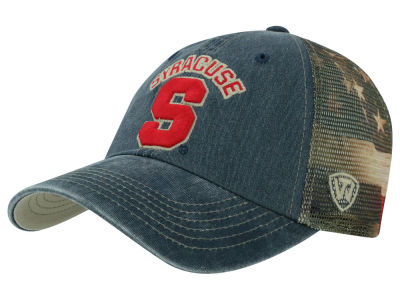 Syracuse Orange Top of the World NCAA Flagtacular Cap