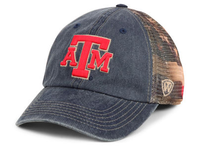 Texas A&M Aggies Top of the World NCAA Flagtacular Cap