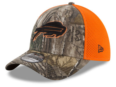 Buffalo Bills New Era NFL Realtree Hunter Neo 39THIRTY Cap