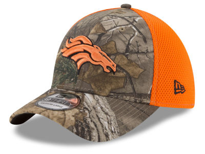 Denver Broncos New Era NFL Realtree Hunter Neo 39THIRTY Cap