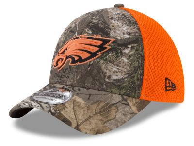 Philadelphia Eagles New Era NFL Realtree Hunter Neo 39THIRTY Cap