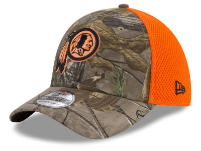 Washington Redskins New Era NFL Realtree Hunter Neo 39THIRTY Cap