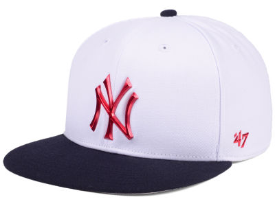 New York Yankees '47 MLB Firework CAPTAIN Cap