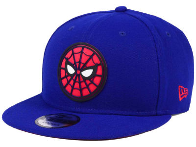 Marvel Homecoming Beveled 9FIFTY Snapback Cap