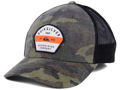 Quiksilver Silver Lining Adjustable Cap 8eef3b1ab080