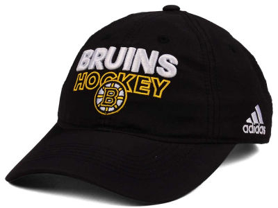 Boston Bruins adidas NHL Basic Slouch Cap