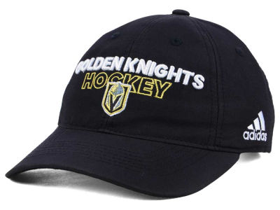 Vegas Golden Knights adidas NHL Basic Slouch Cap